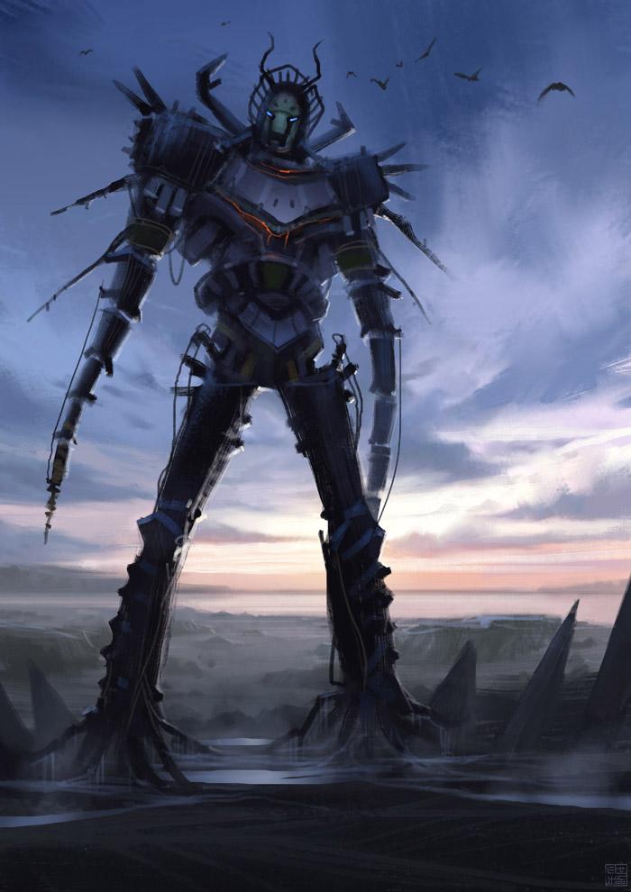 RIFT - Life Colossus by Hideyoshi