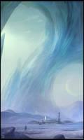 Alien Ice by Hideyoshi