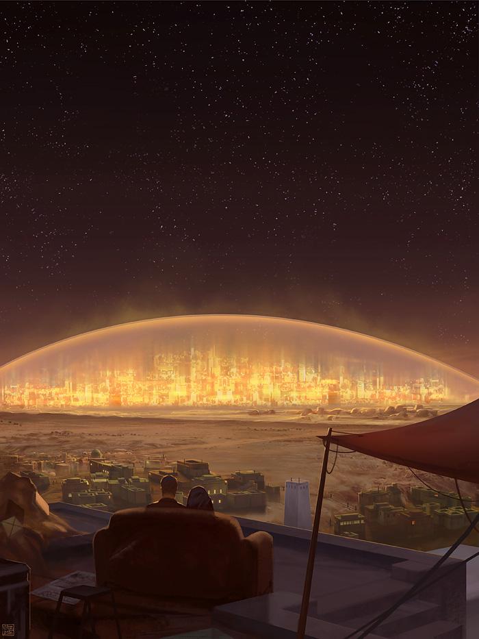 Desert Stars - Cover by Hideyoshi
