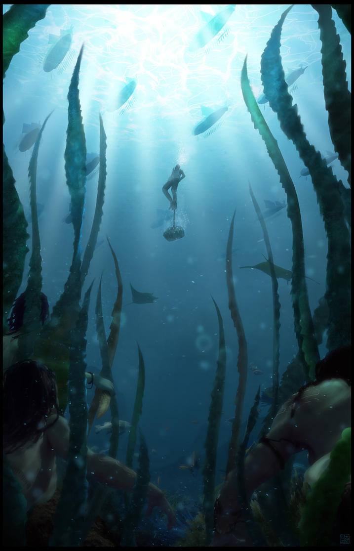 The Underwater Realm - Part 5 - 149BC by Hideyoshi