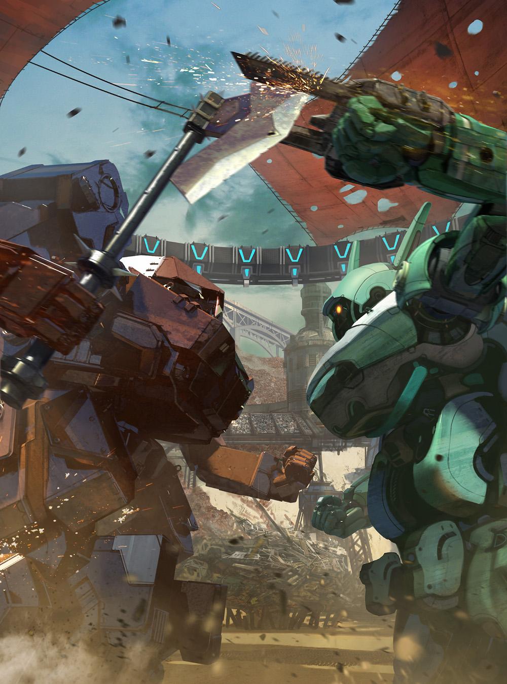 Heavy Gear Assault by Hideyoshi