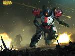 Heavy Gear Assault - Jager