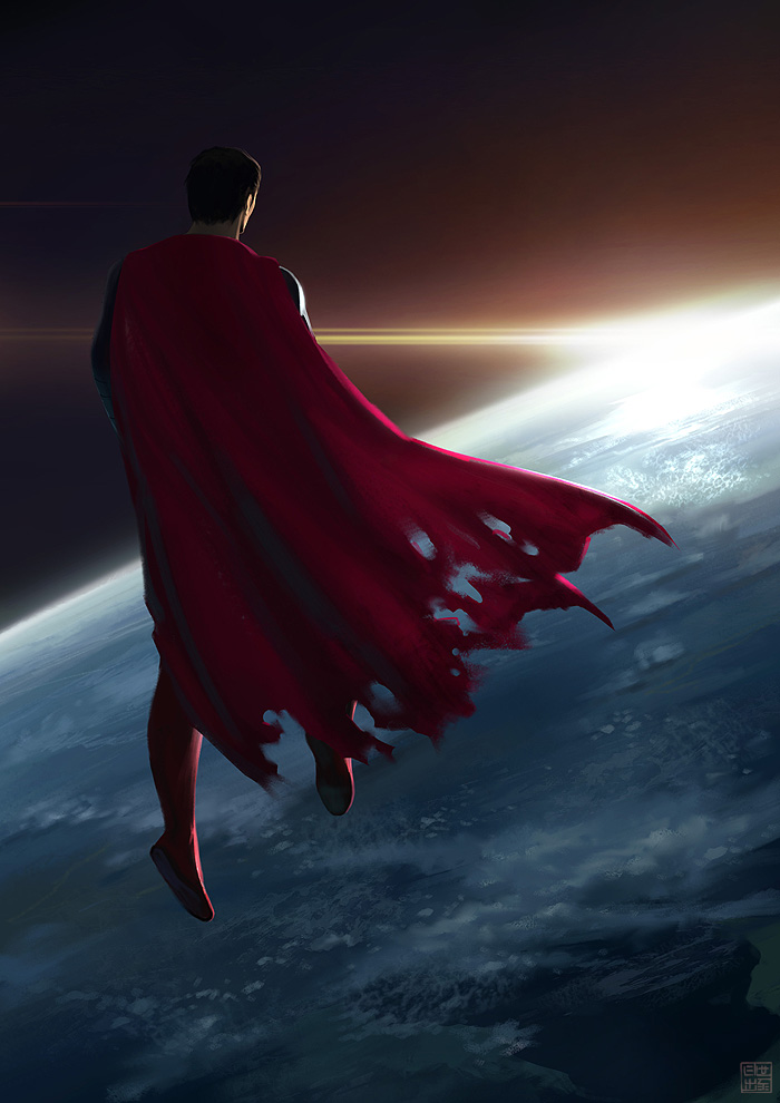 Man of Steel by Hideyoshi