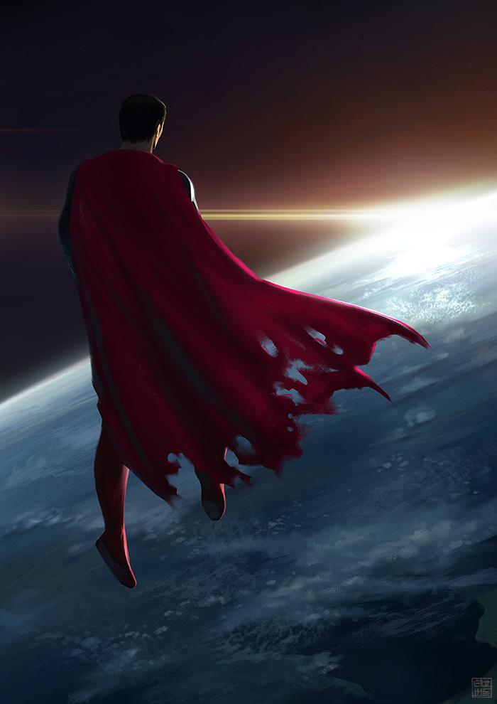 Man of Steel by Hideyoshi