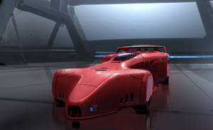 Red Thunder - Speedpaint Video