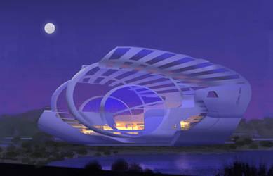 Modern Architecture by Hideyoshi
