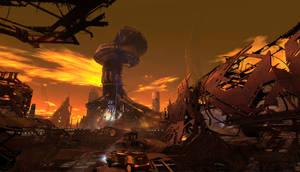 Wasteland by Hideyoshi
