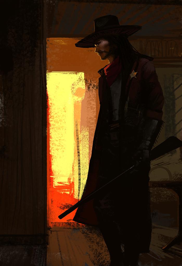 Sheriff by Hideyoshi