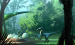 Dinosaur Hatchery