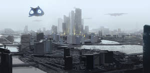 Rain City 2 by Hideyoshi