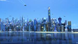 Prismata - Zenith Skyline
