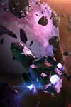Rebellion of Stars - Starship Blackbeard