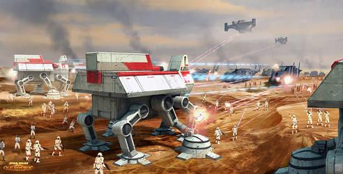 Star Wars The Old Republic - Great War