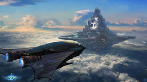 TitansGrave - Sky Castle by Hideyoshi