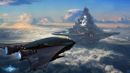 TitansGrave - Sky Castle