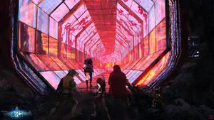 TitansGrave - Magma Tunnel