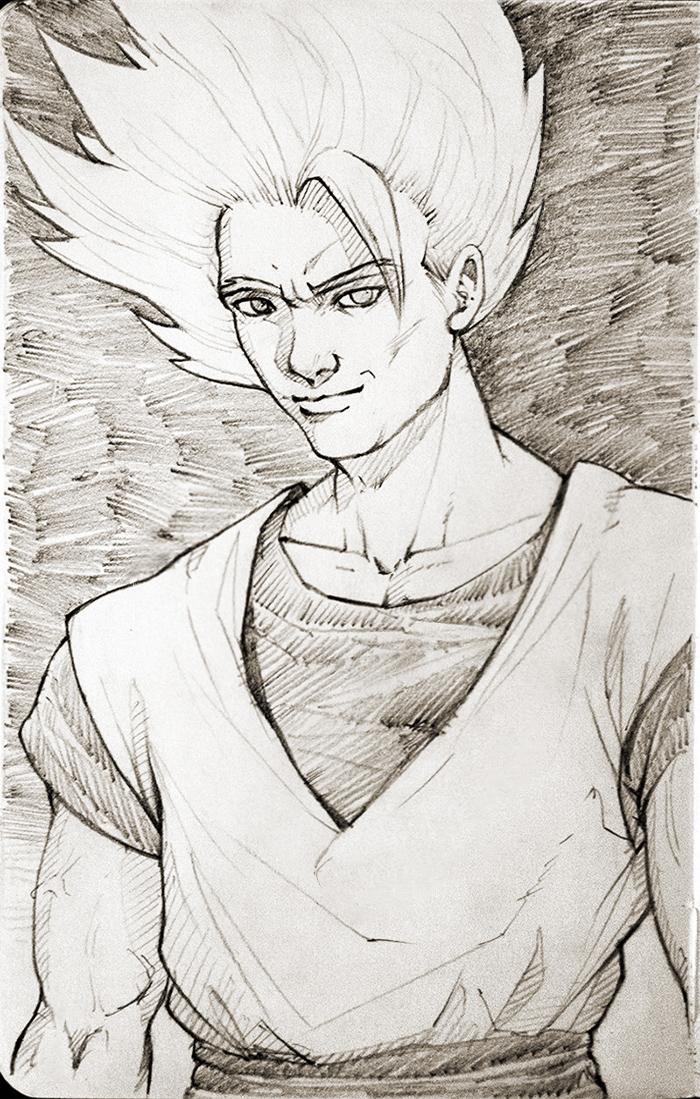 Son Goku by Hideyoshi
