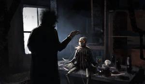 Puppeteer Villain
