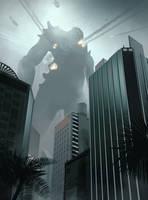 Fall of Giants by Hideyoshi