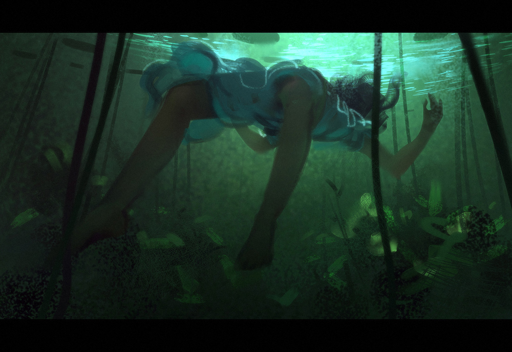 Water Grave by Hideyoshi