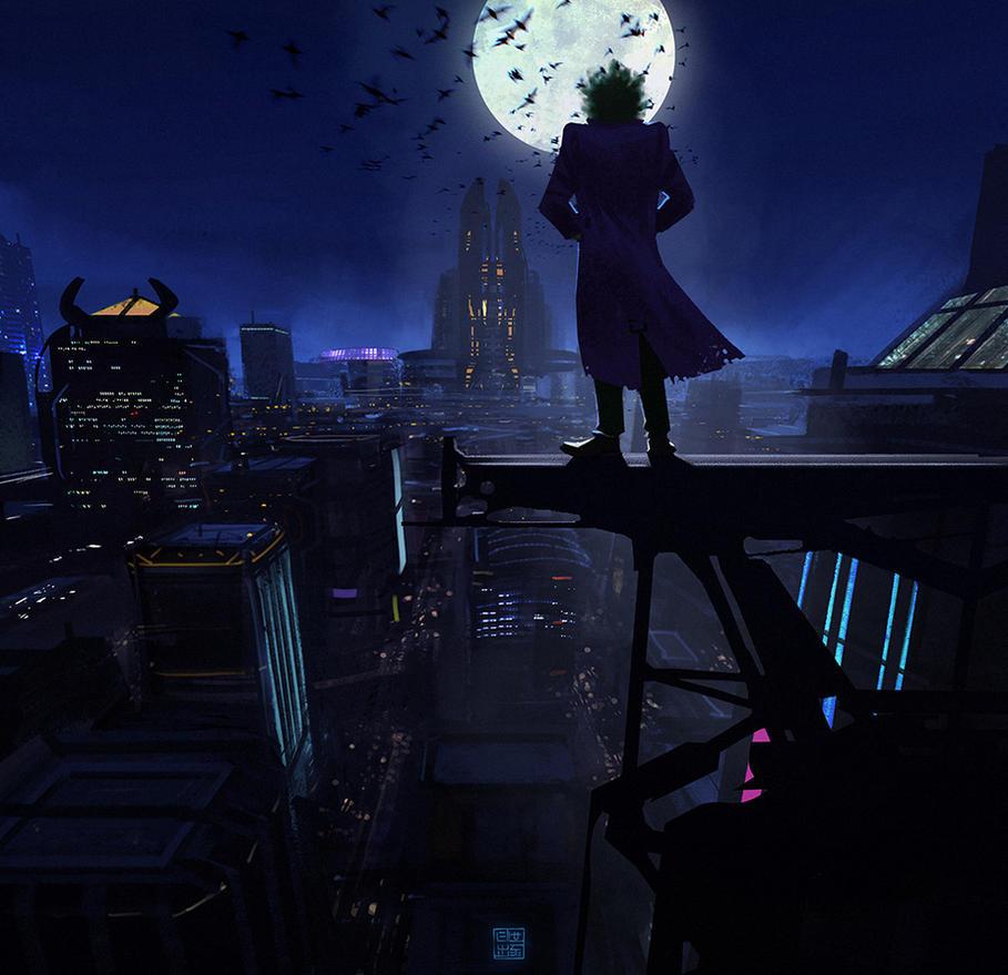 Joker by Hideyoshi