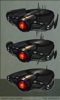 Darth Maul Apprentice - Drone concept - Star Wars by Hideyoshi