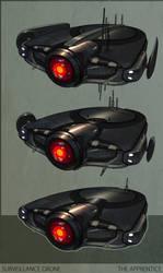 Darth Maul Apprentice - Drone concept - Star Wars