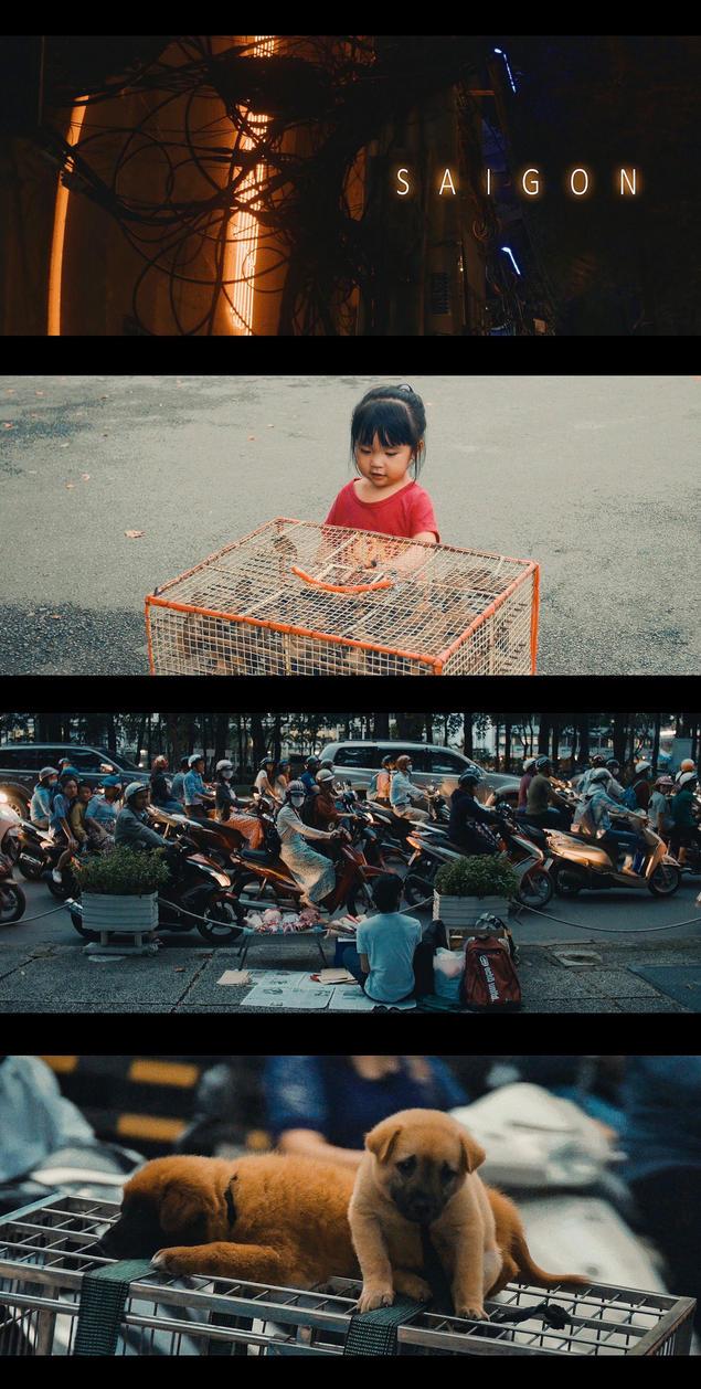 Saigon - Vietnam - GH4 Film by Hideyoshi