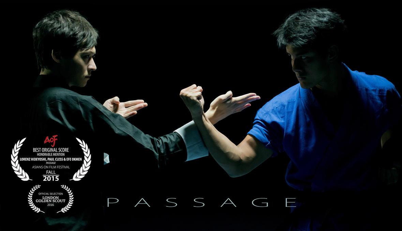 Passage - Martial Arts Drama short film by Hideyoshi
