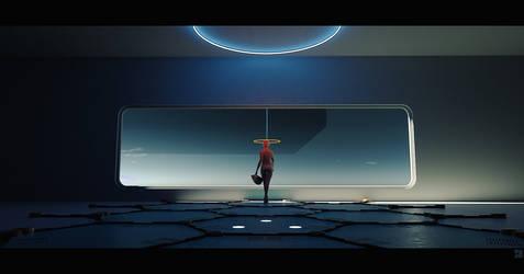 Halo by Hideyoshi