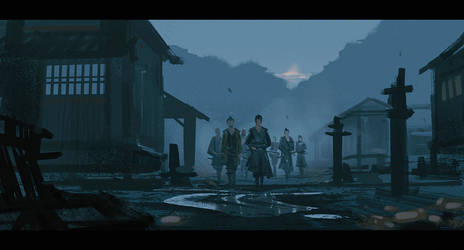 Samurai Unit by Hideyoshi