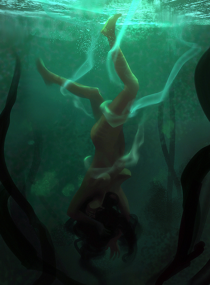 Lady of the Lake - updated by Hideyoshi