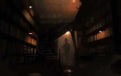 Quaint Bookstore