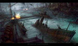 Ruined Shipyard