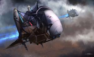 Aircrafts by Hideyoshi