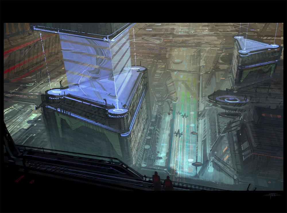 An Underworld by Hideyoshi