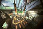 Planetary Command Center