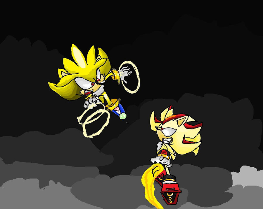 The gallery for --> Sonic Vs Shadow Vs Silver Vs Mephiles ...