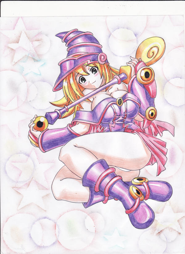 Dark magician girl sexy