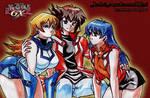 Judai, Asuka and Rei