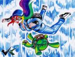 Commission: Rainbow Dash