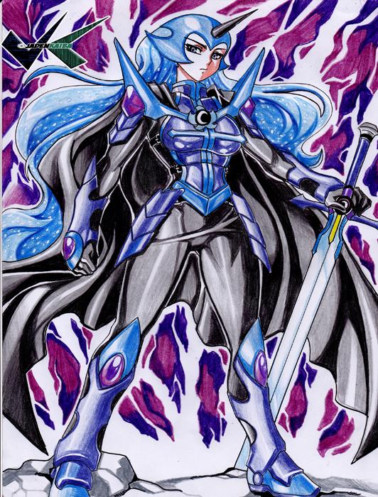 Commission: Nightmare Moon by jadenkaiba