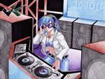 Commission: DJ Pon3