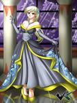 Commission: Derpy Hooves Gala Dress