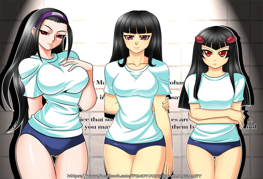 Artwork : Class Council Girls Gym Wear by jadenkaiba
