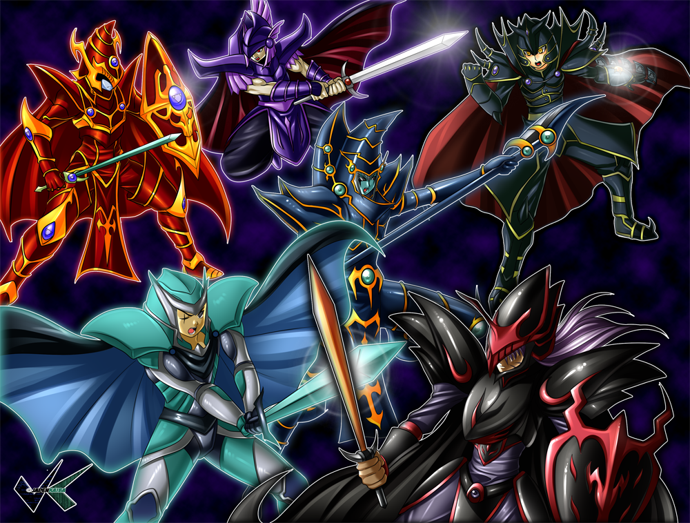 yugioh backgrounds synchro - photo #19