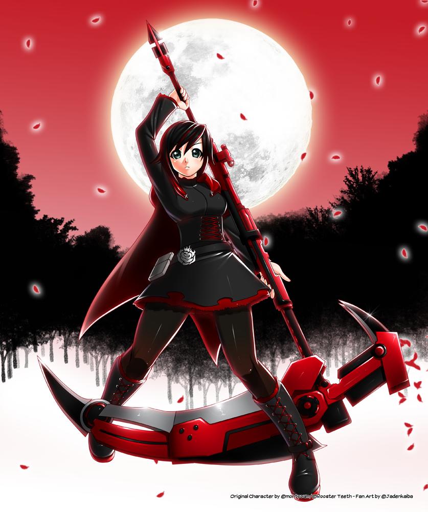 Ruby by Koyorin on DeviantArt  |Ruby Red Fan Art