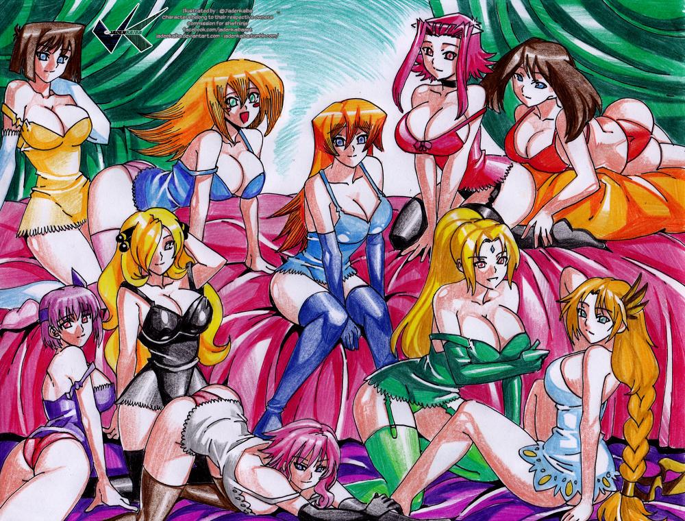 News Cosplay: Dark Magician Girl Sexy Cosplay Yu-Gi-Oh