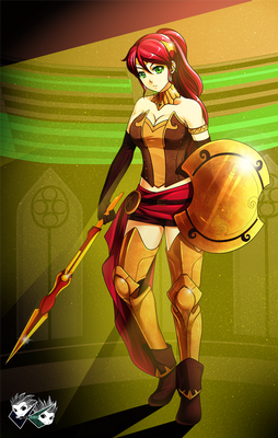 Artwork: Pyrrha Nikos