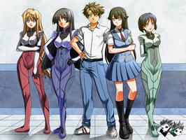 COMMISSION : Ladies Man by jadenkaiba